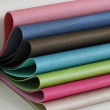 珠光磨砂PU革  主要用于手机皮套革  电子包装 电脑皮套等