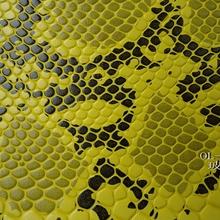 印花蛇纹PU、贴膜蛇纹PU、蛇鳞纹PU