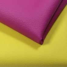 荔枝纹PVC 表面采用压纹效果 用于汽车沙发包装类