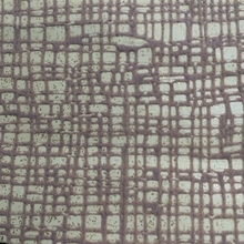 冰晶面植绒纺棉绒底 PU革 箱包革 装饰革