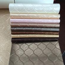 半PU皮革面料 沙发背景墙软包硬包装饰装潢人造革