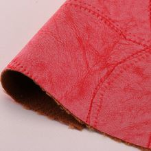 现货供应PU革 仿拼接真皮 适用于:手袋、鞋材、包装、装饰等