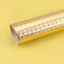 鸿钰皮革 大量现货 PVC 针织底 0.4mm 用于包装盒