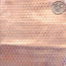 六角球纹 镜面TPU 0.9mm 适用于:箱包、鞋革、装饰等