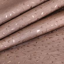 现货三角形纹珠光pu革、0.9mm 用于箱包、装饰等
