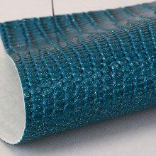 6062 PVC 箱包手袋革 高光蜥蜴纹 1.2厚