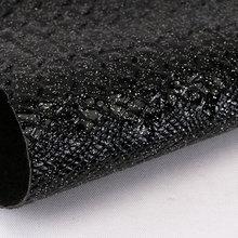 金葱粉PVC蛇纹弹力起毛底1.2mm 适用于手袋,钱包、书包
