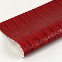 精品面料压花PU 1.0mm 鳄鱼纹用于箱包手袋 鞋革