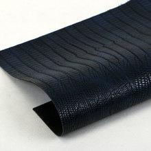 精品面料压花PU 0.9mm 蜥蜴纹用于箱包手袋 鞋革