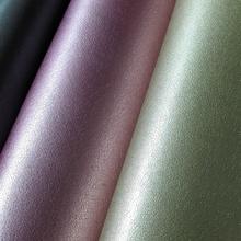 新款包装鞋内里皮革面料仿超纤猪皮纹 背涂0.6MM厚手感柔软