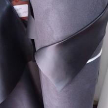 0.7mm特价黑色羊纹超纤皮革面料   特价现货供应