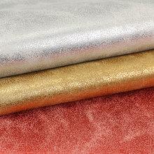 专业生产湿法pu裂纹/羊巴仿棉绒底1.0*54适用鞋革、箱包