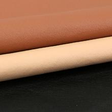 揉纹舒适半PU 猪皮纹 水刺底 0.55mm 用于鞋内里