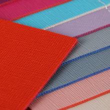 H002十字纹1.7mm双面料适用于箱包手袋卡包