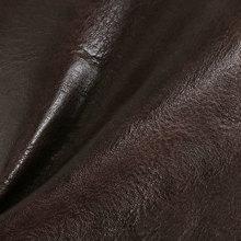 PU 环保16P 牛皮纹经编拉毛1.2mm 适用于箱包手袋用
