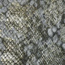 小蛇纹印刷加砌金