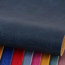 热卖PVC革 摔纹 针织弹力起毛布底1.2mm 用于箱包手袋等