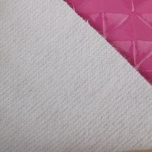 专业经营PVC钻石纹 湿气固化、针织弹力底1.1mm适用箱包手袋、化妆包等