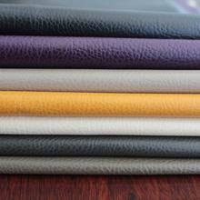现货供应丝光绒沙发皮革,可作浮雕背景墙皮革