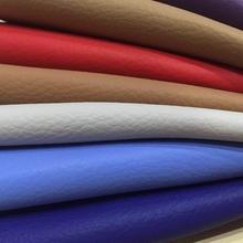 厂家直销环保无味仿真皮仿超纤沙发革装饰革汽车革刺绣革