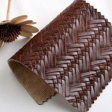现货供应 PVC编织纹毛巾布 1.2mm 圆喷 适用于:箱包手袋