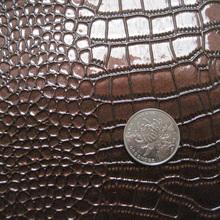 镜面水晶鳄鱼纹皮鞋材工艺包装沙发箱包手袋帽子装璜腰带面料