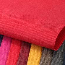 大量现货PU革 布纹毛布底0.8mm 适用于:鞋革、箱包、女包等