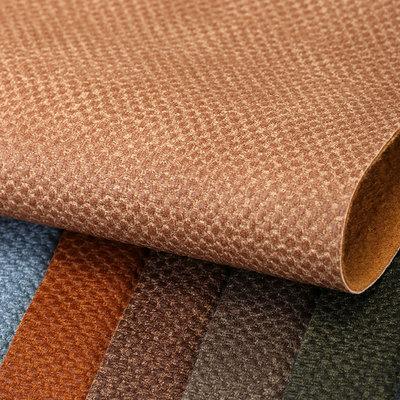 大量现货PU革 毛布底1.3mm 适用于:鞋革、箱包、女包等