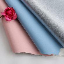 平纹PU革 仿棉绒底0.85mm 贴面、抛光 可注塑 适用于:女鞋、童鞋、皮带、手机壳、包包等