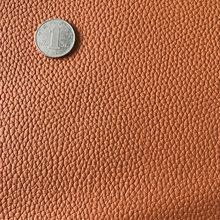1.2厚 仿棉绒底荔枝纹 适用于箱包 鞋革