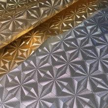 金属色扇纹