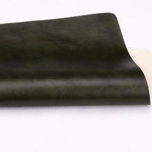 雾面油蜡皮皮料pvc面料沙发软硬包装饰皮革床头背景墙材